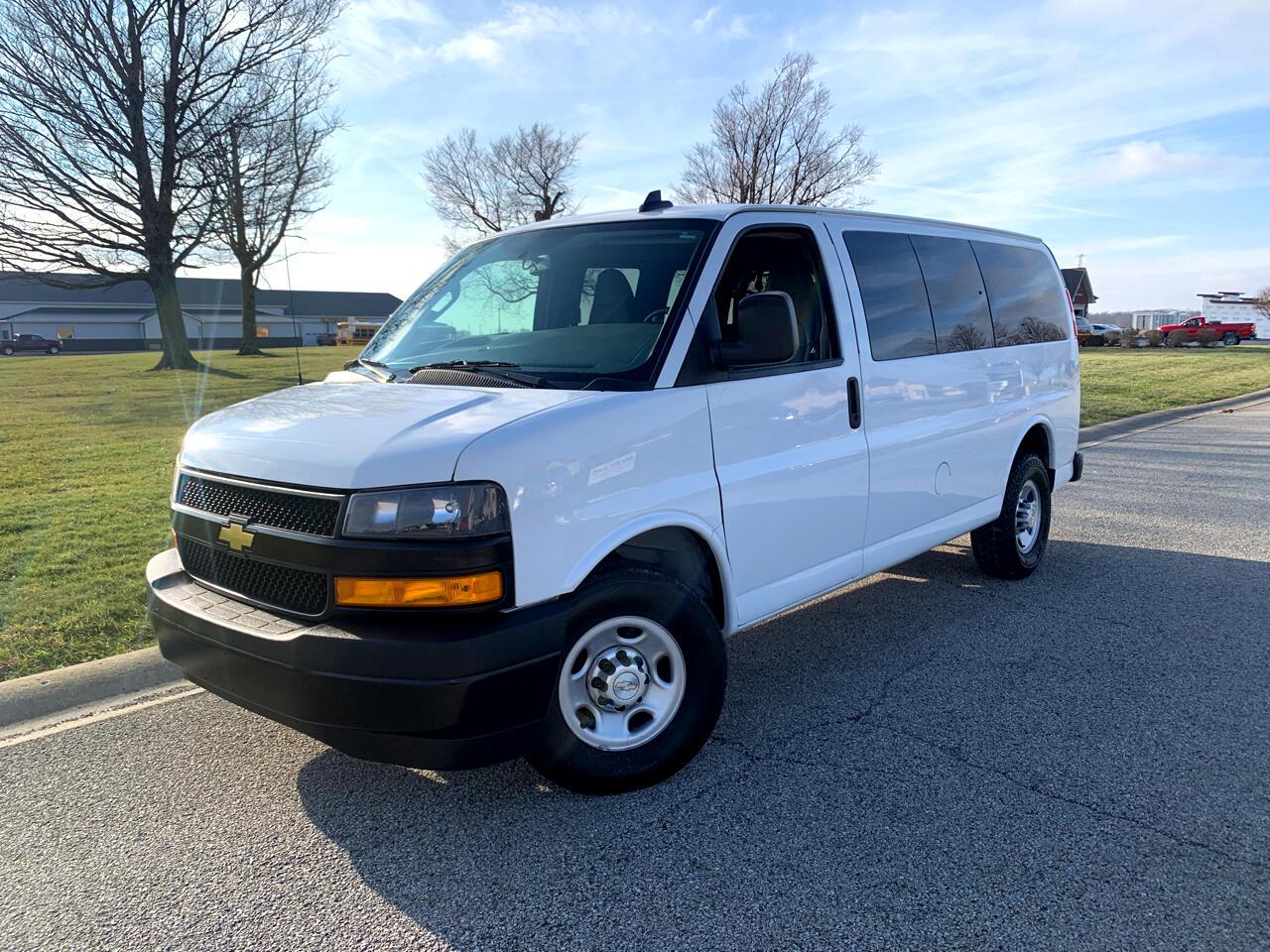 Chevrolet Express LS 2500 2018