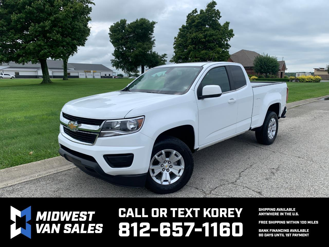 Chevrolet Colorado LT Ext. Cab 2WD 2018