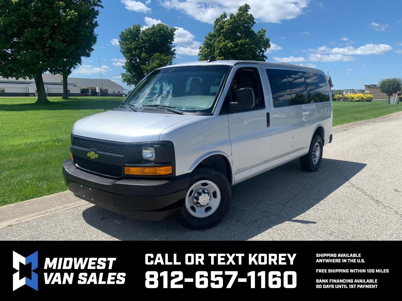 Chevrolet Express LS 2500 2017