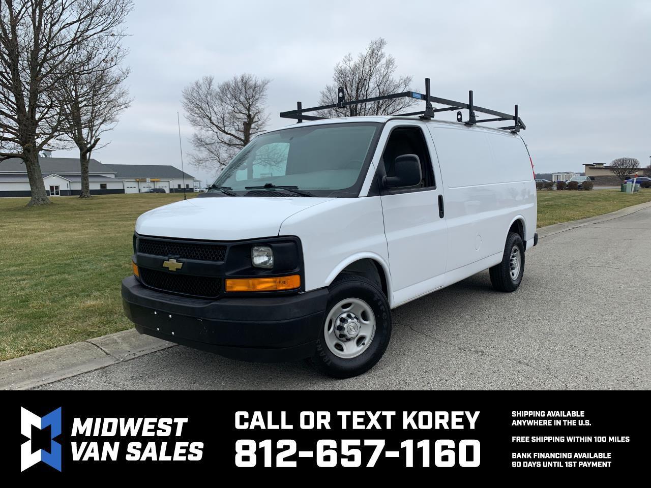 Chevrolet Express 2500 Cargo 2017