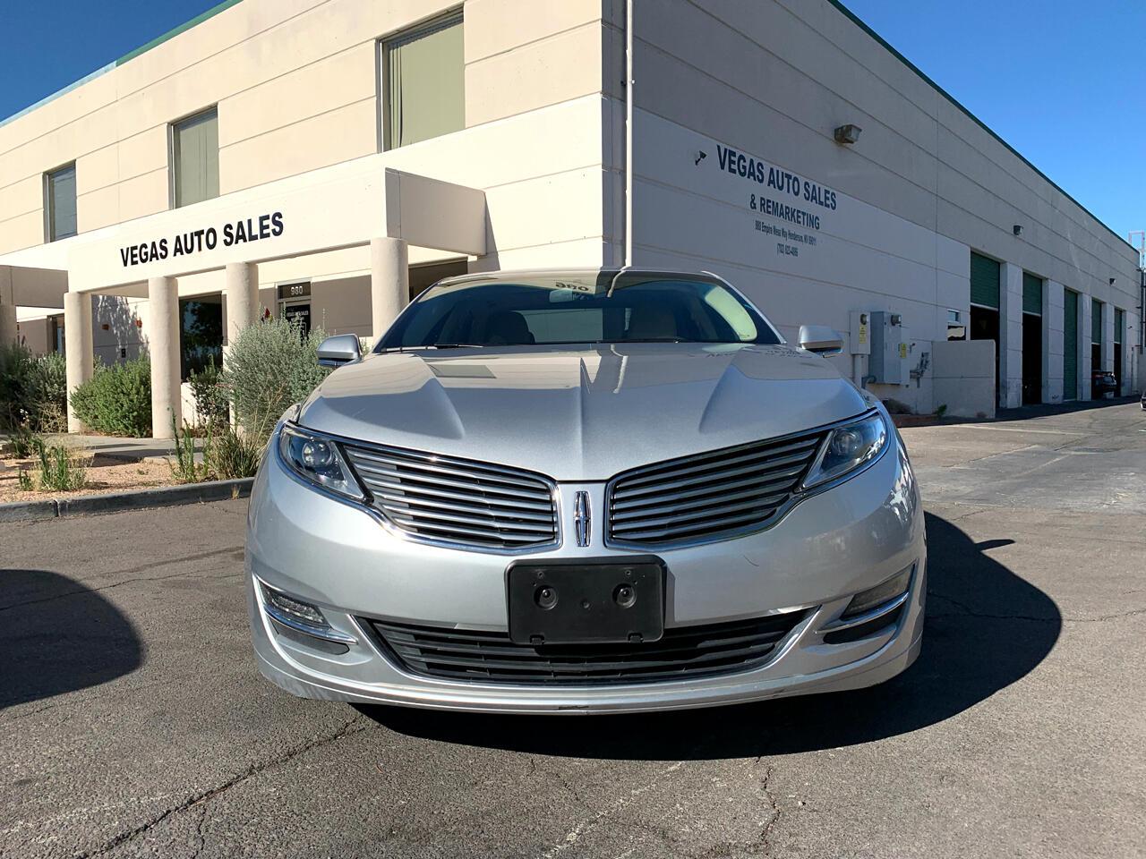 2013 Lincoln Lincoln MKZ