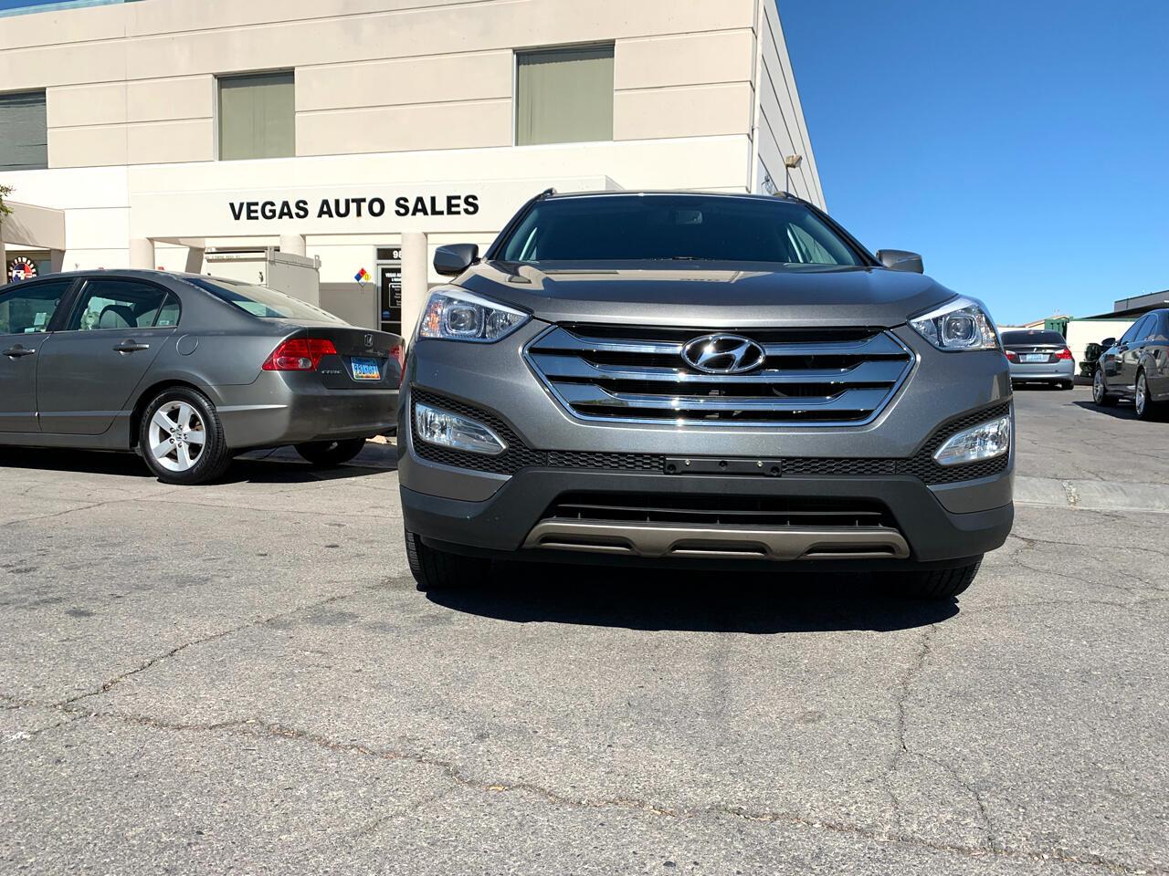 2014 Hyundai Santa Fe Sport FWD 4dr 2.0T