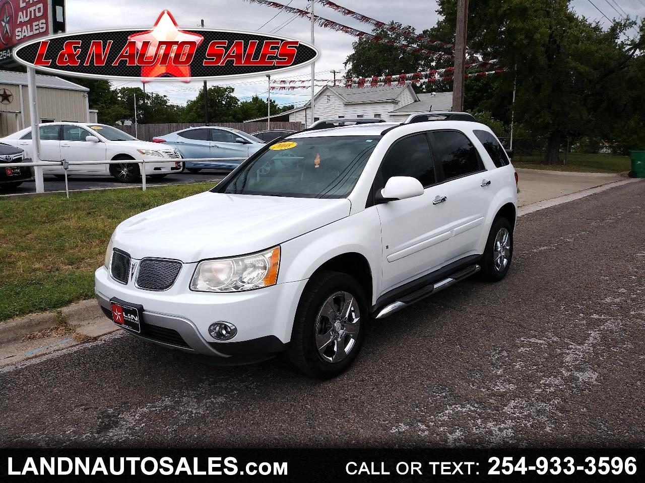 Pontiac Torrent FWD 4dr 2008