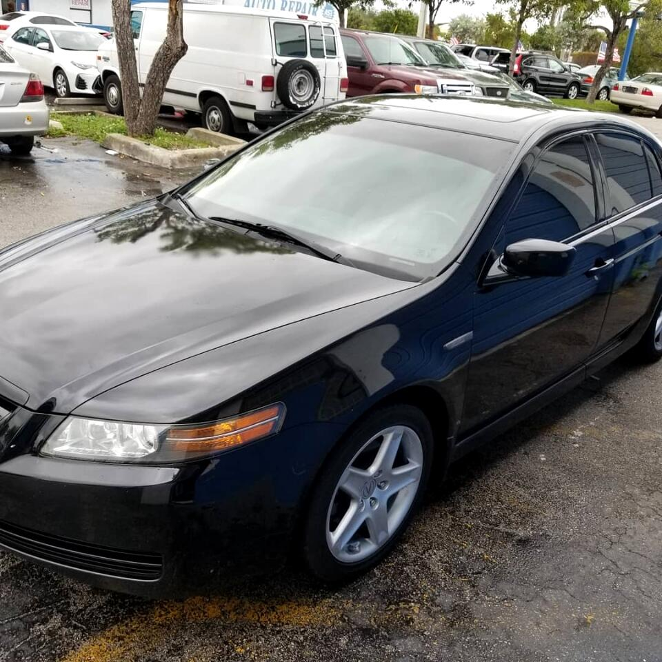Buy Here Pay Here 2007 Acura TL 5-Speed AT For Sale In