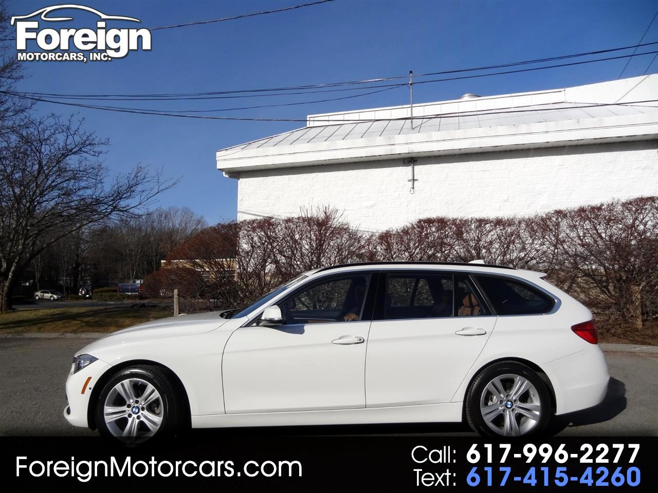 BMW 3-Series 328xi 2016