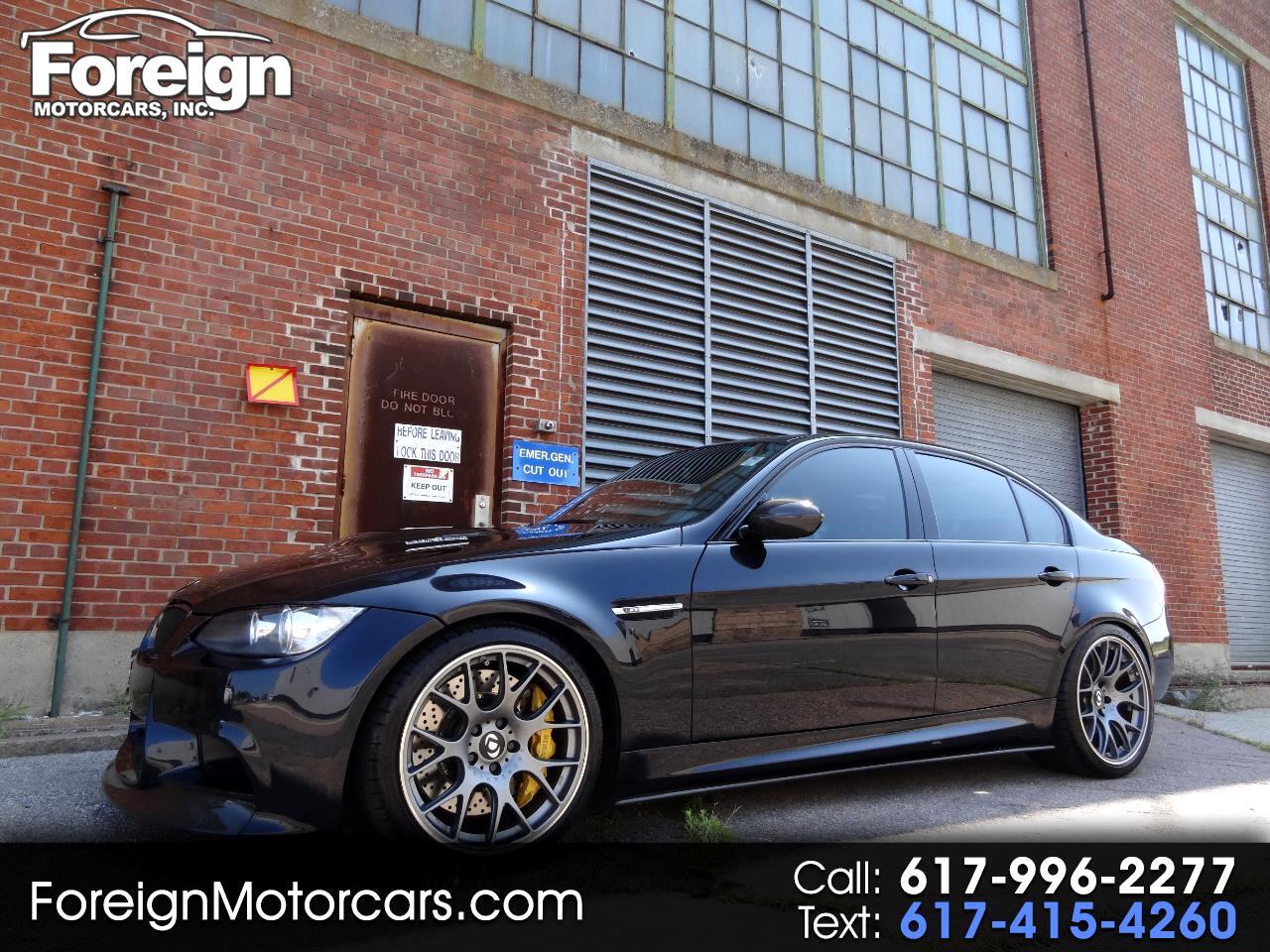 BMW M3 Sedan 2010