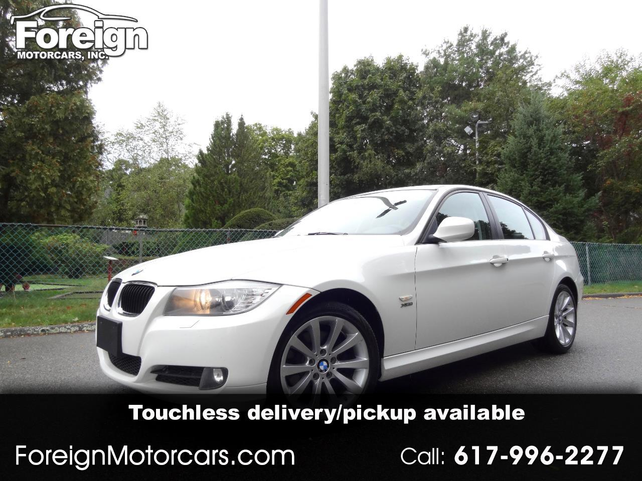 BMW 3-Series 328xi 2011