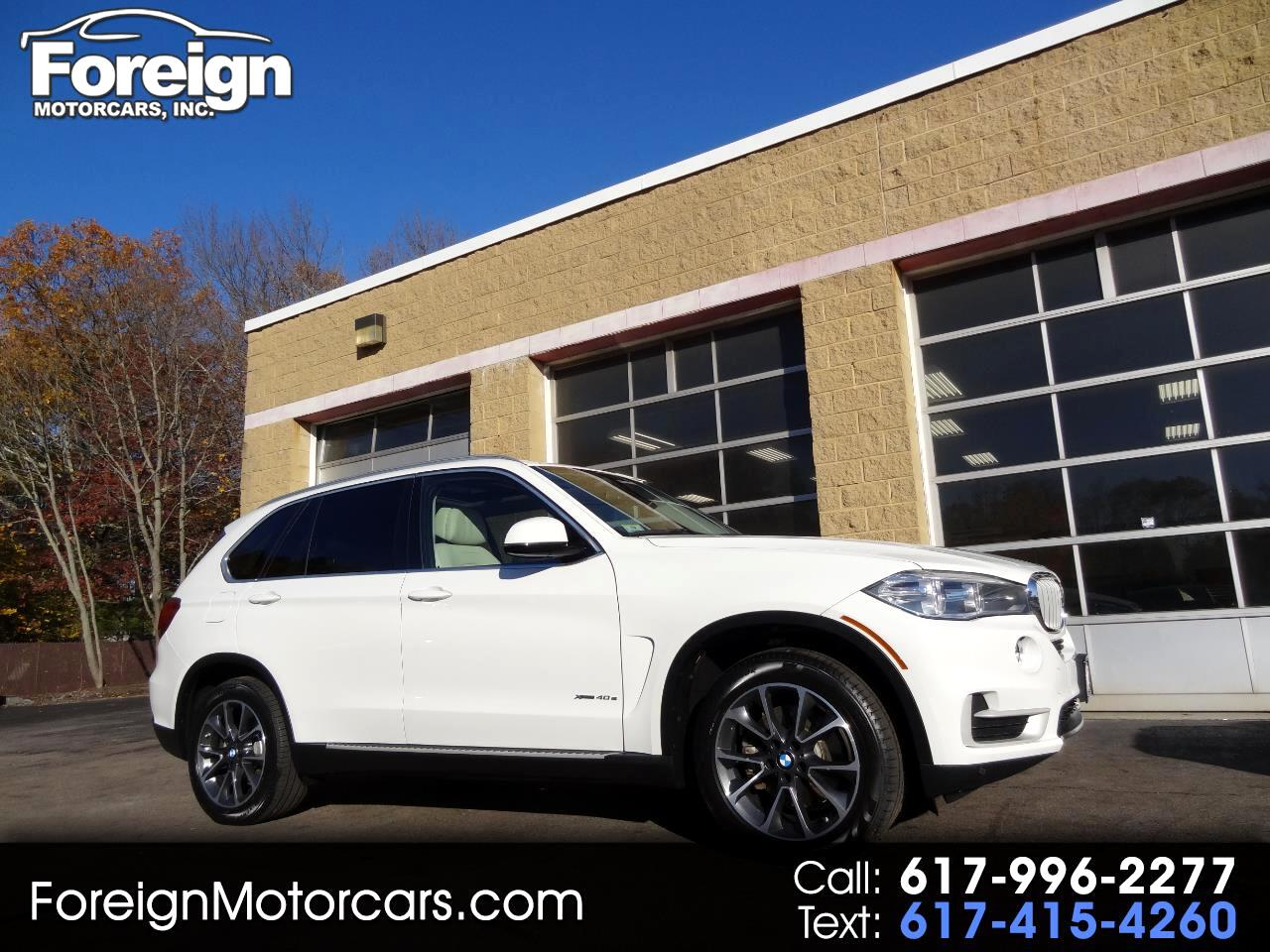 BMW X5 eDrive 2016