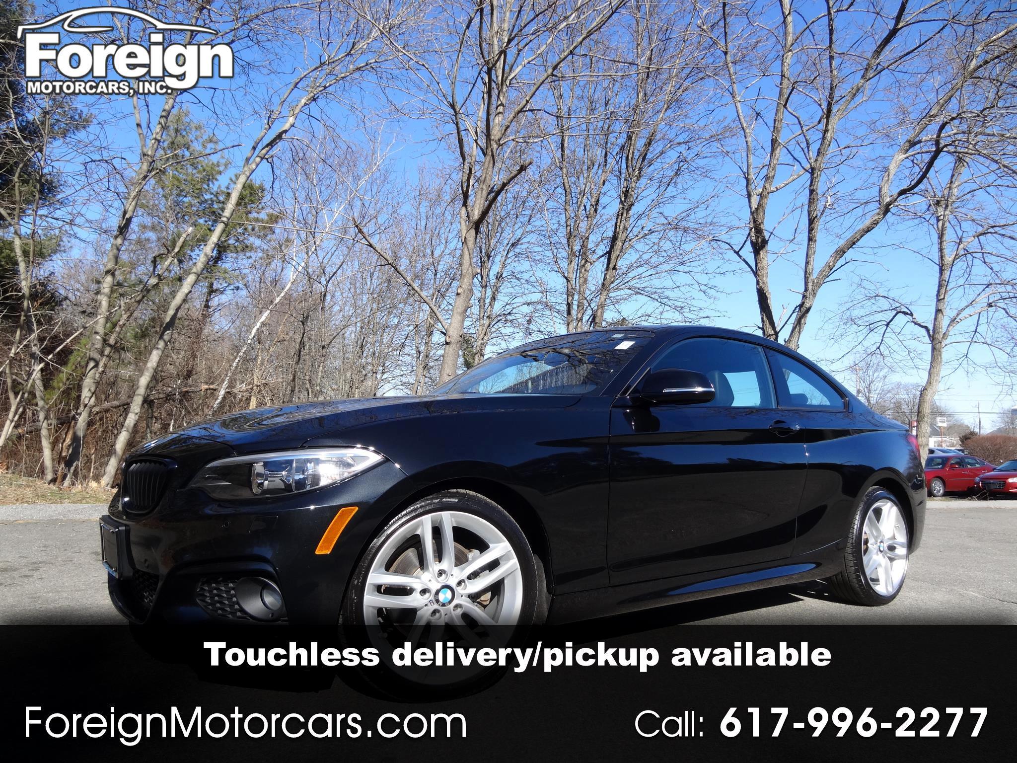 BMW 2-Series 230i xDrive Coupe 2017