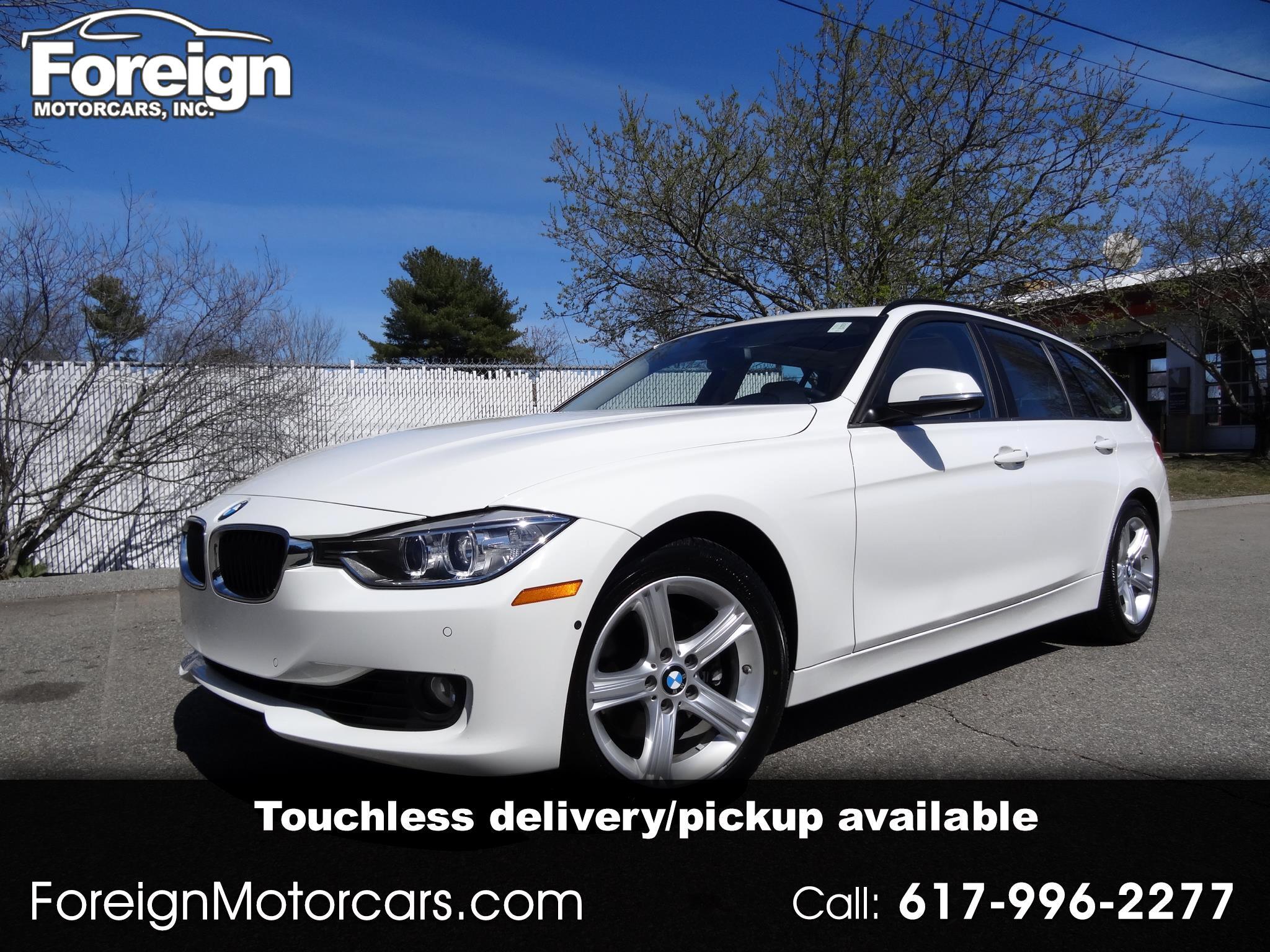 BMW 3-Series Sport Wagon 328xi 2014