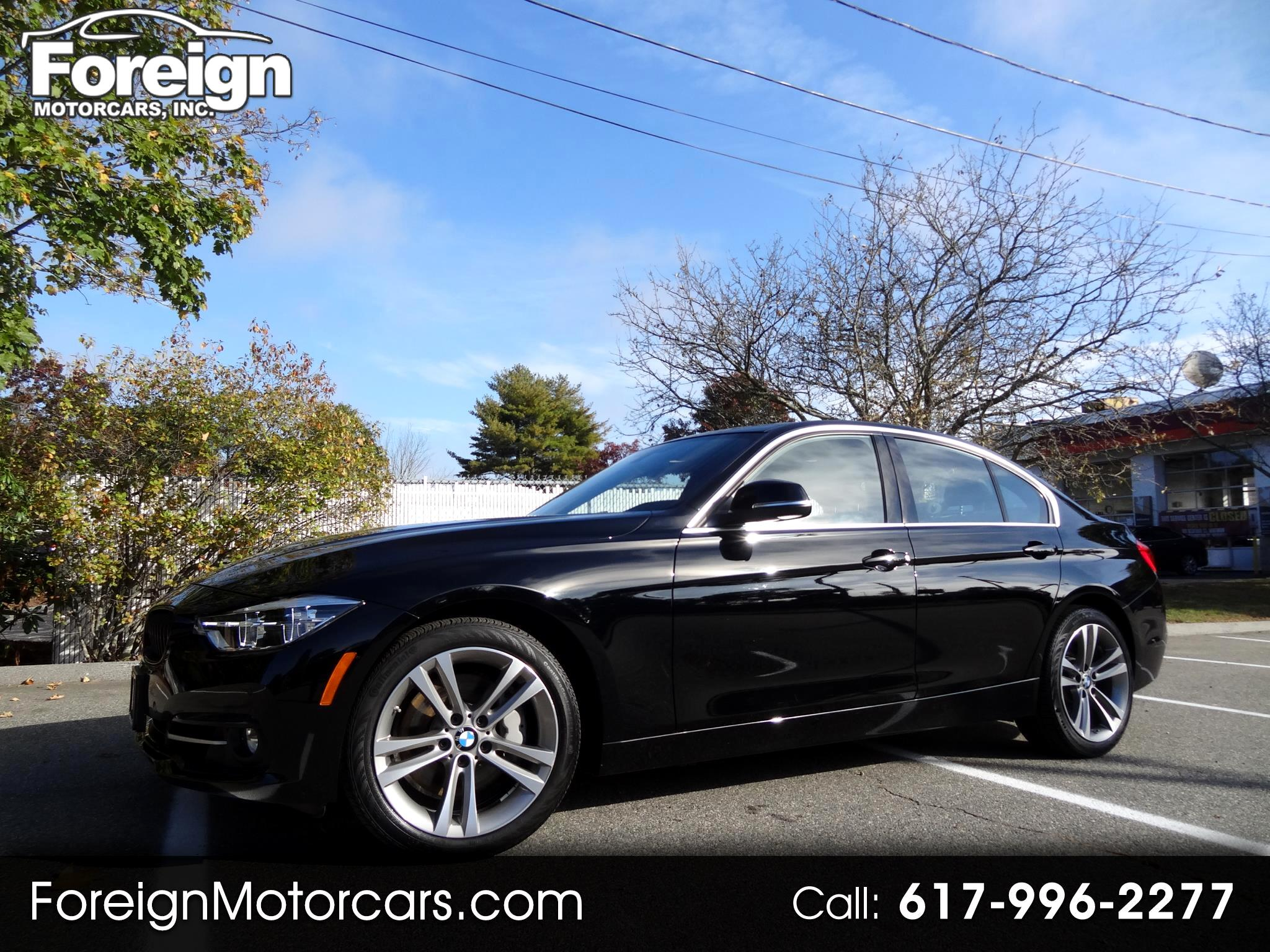 BMW 3-Series 340i xDrive Sedan 2017