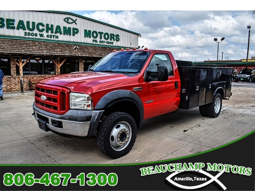Ford F-450 SD  2006