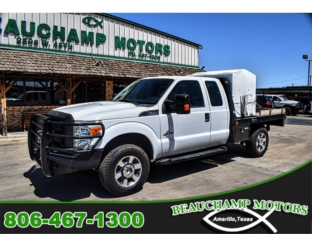 Ford F-250 SD  2012