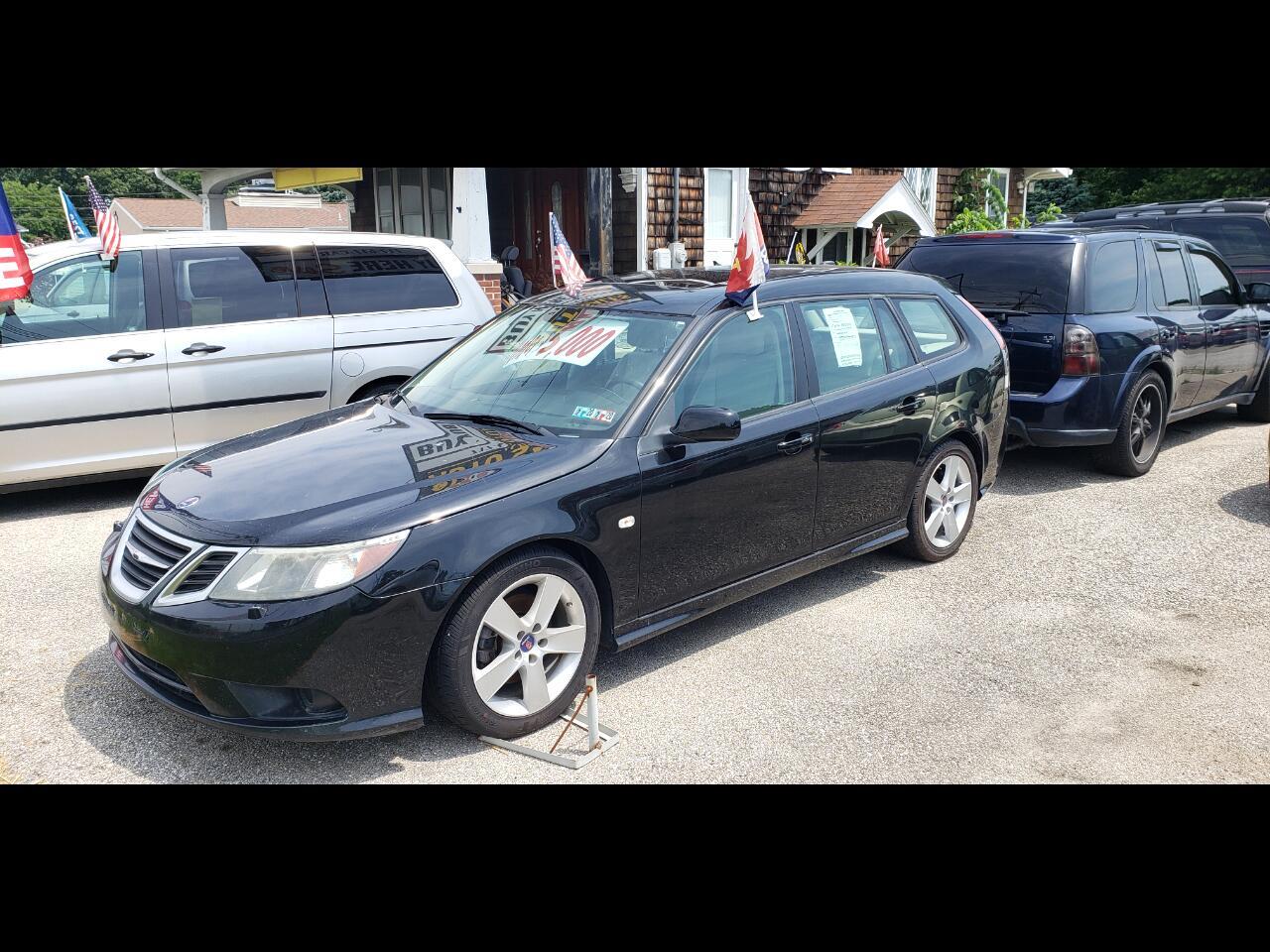 2009 Saab 9-3 SportCombi 2.0T