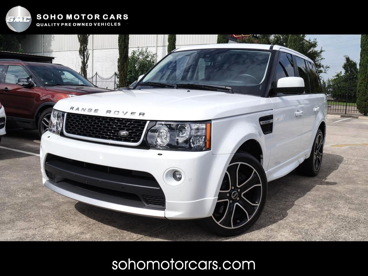 2013 Land Rover Range Rover Sport 4WD 4dr HSE GT Limited Edition