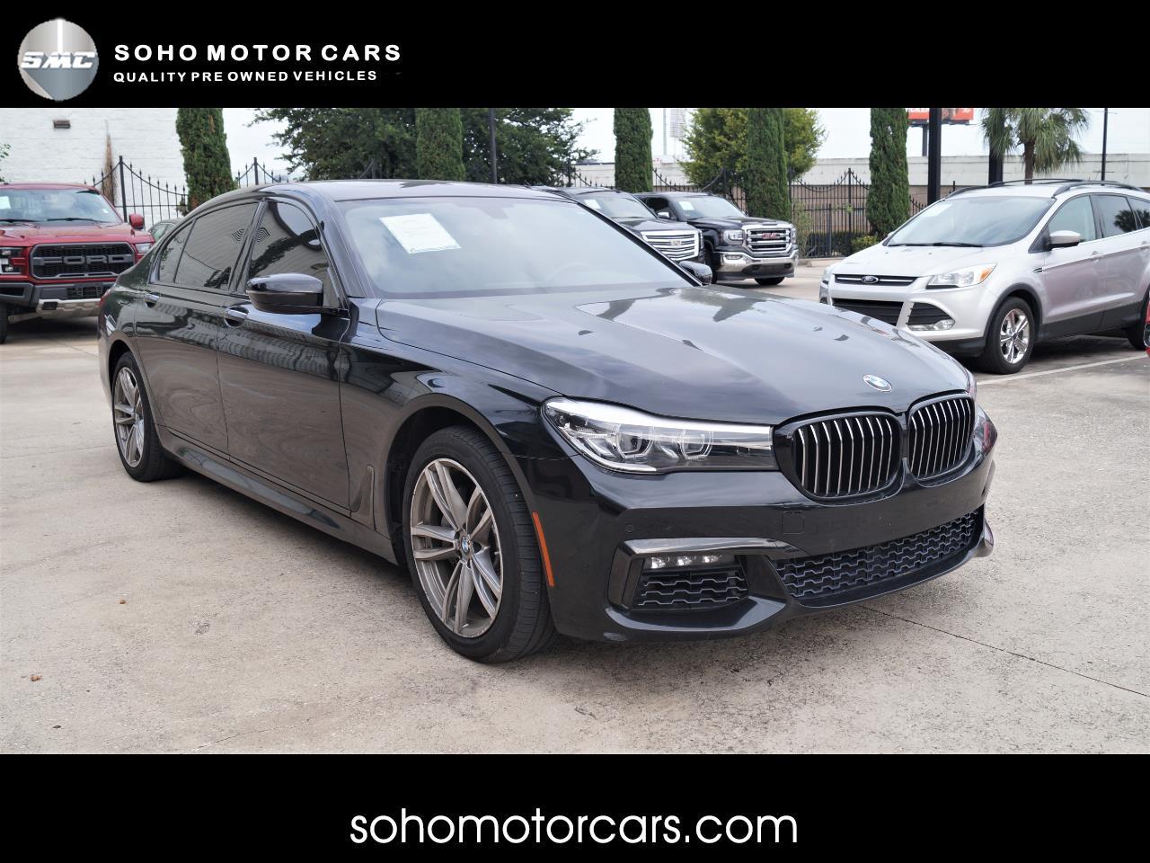 BMW 7-Series 740i 2017