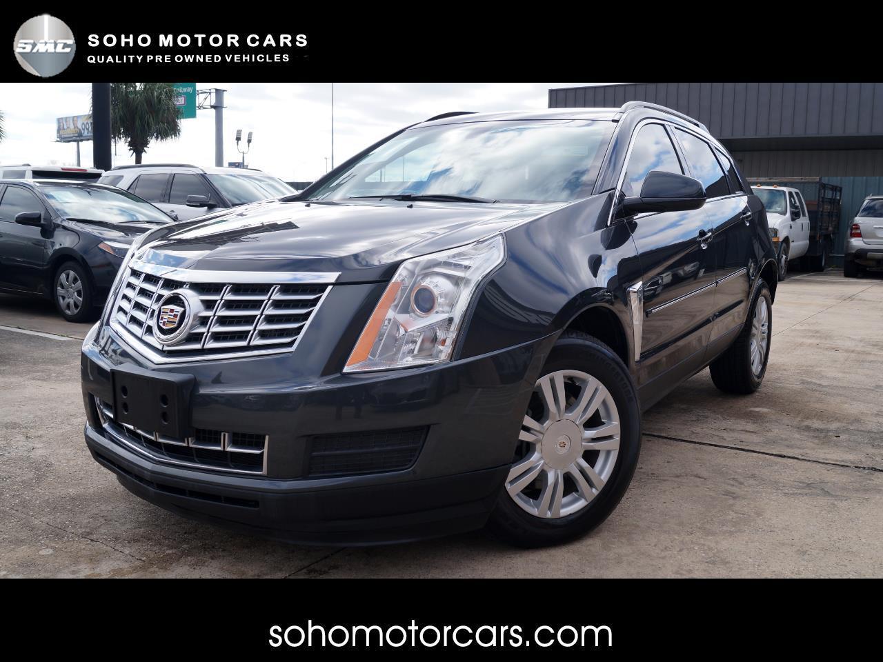 Cadillac SRX Standard FWD 2016