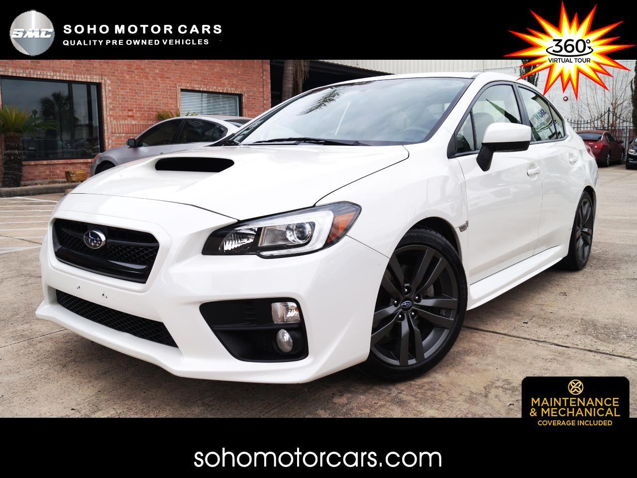 Subaru WRX Limited 2017