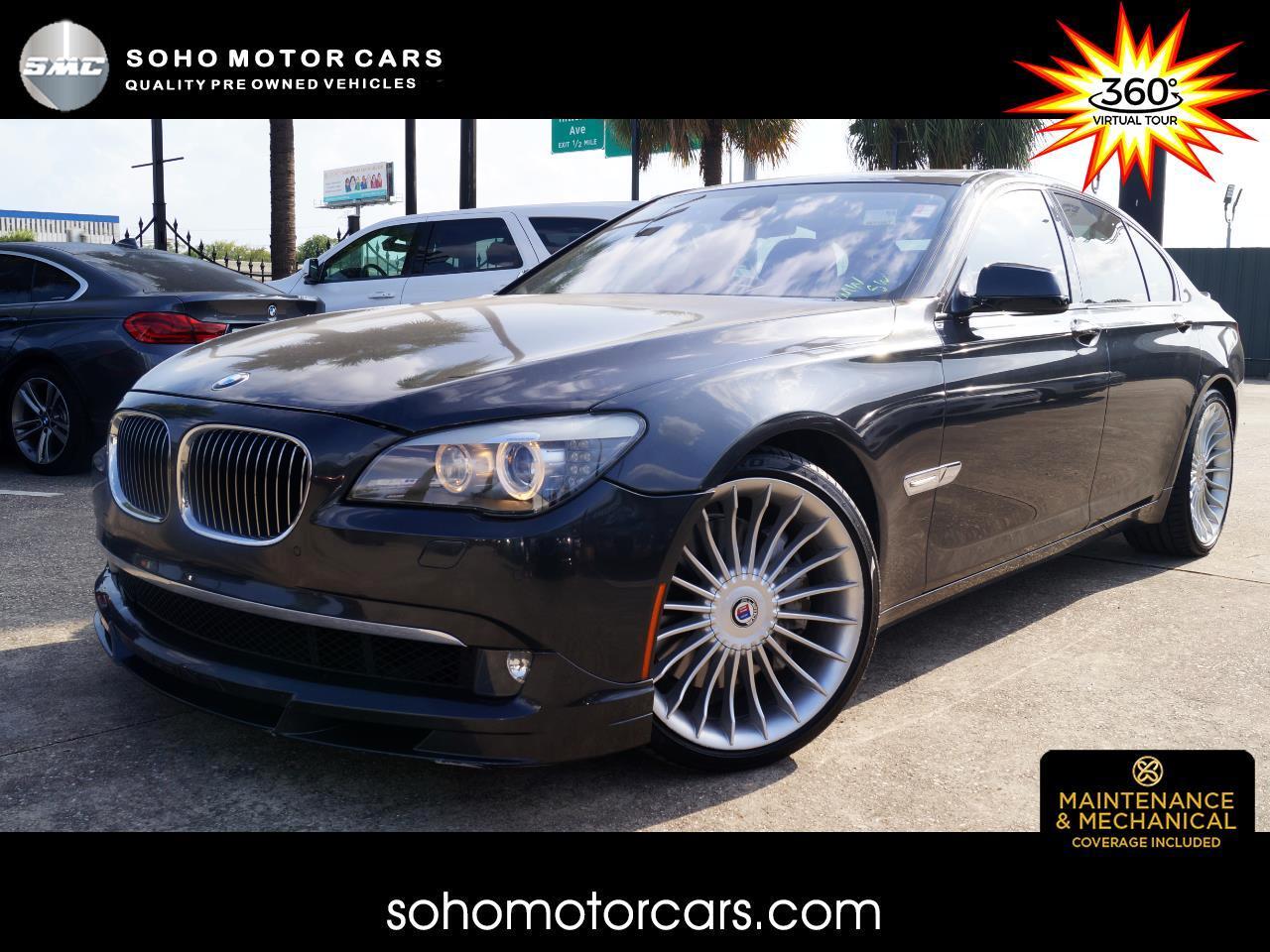 BMW Alpina B7 SWB 2011