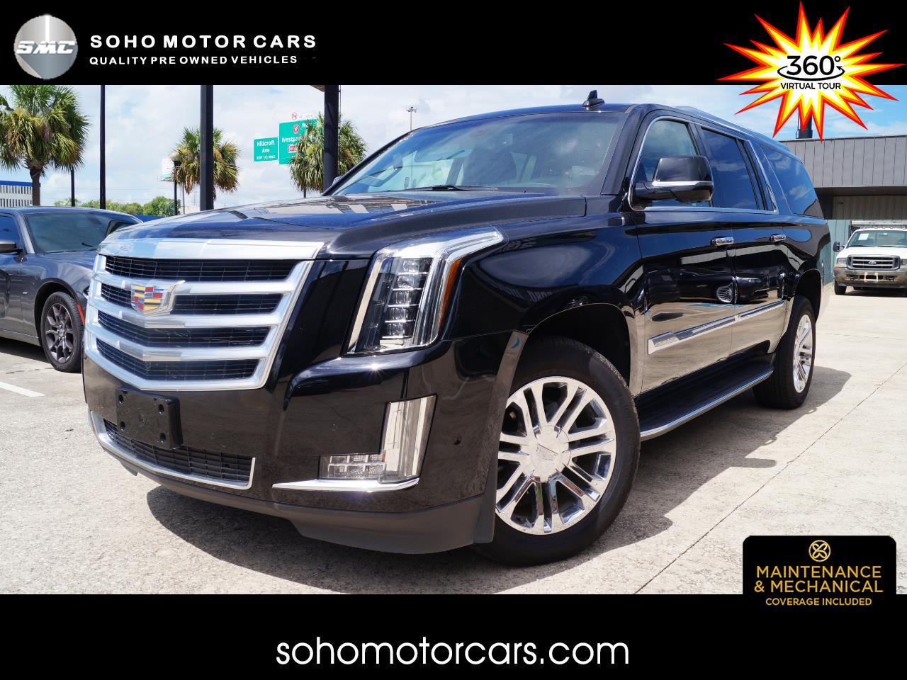 Cadillac Escalade ESV 2WD Standard 2018