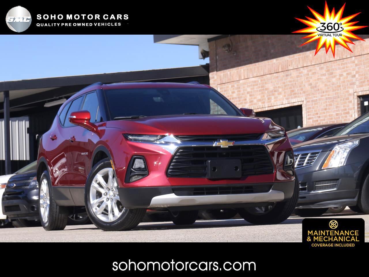 Chevrolet Blazer 3LT 2020