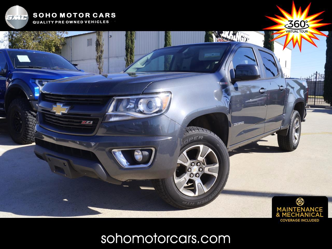 Chevrolet Colorado Z71 Crew Cab 4WD Long Box 2017