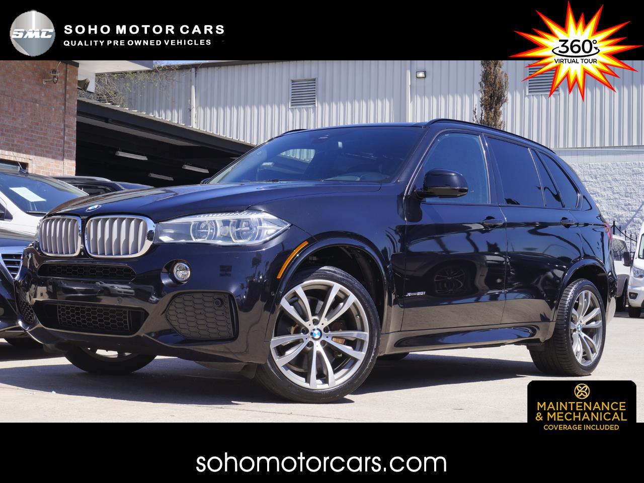 BMW X5 XDrive 5.0  2015