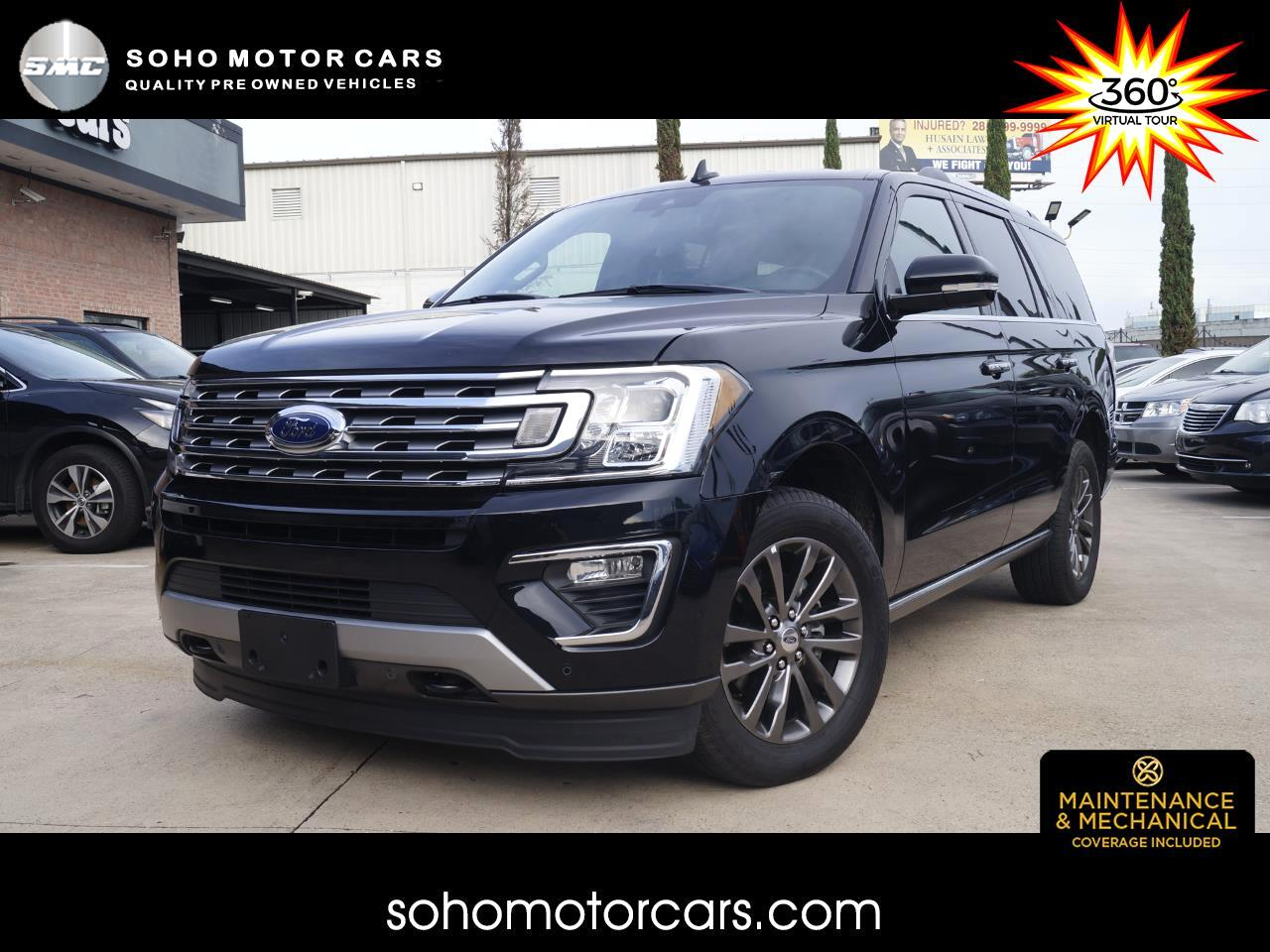 Ford Expedition Limited 4D SUV 4WD 2020