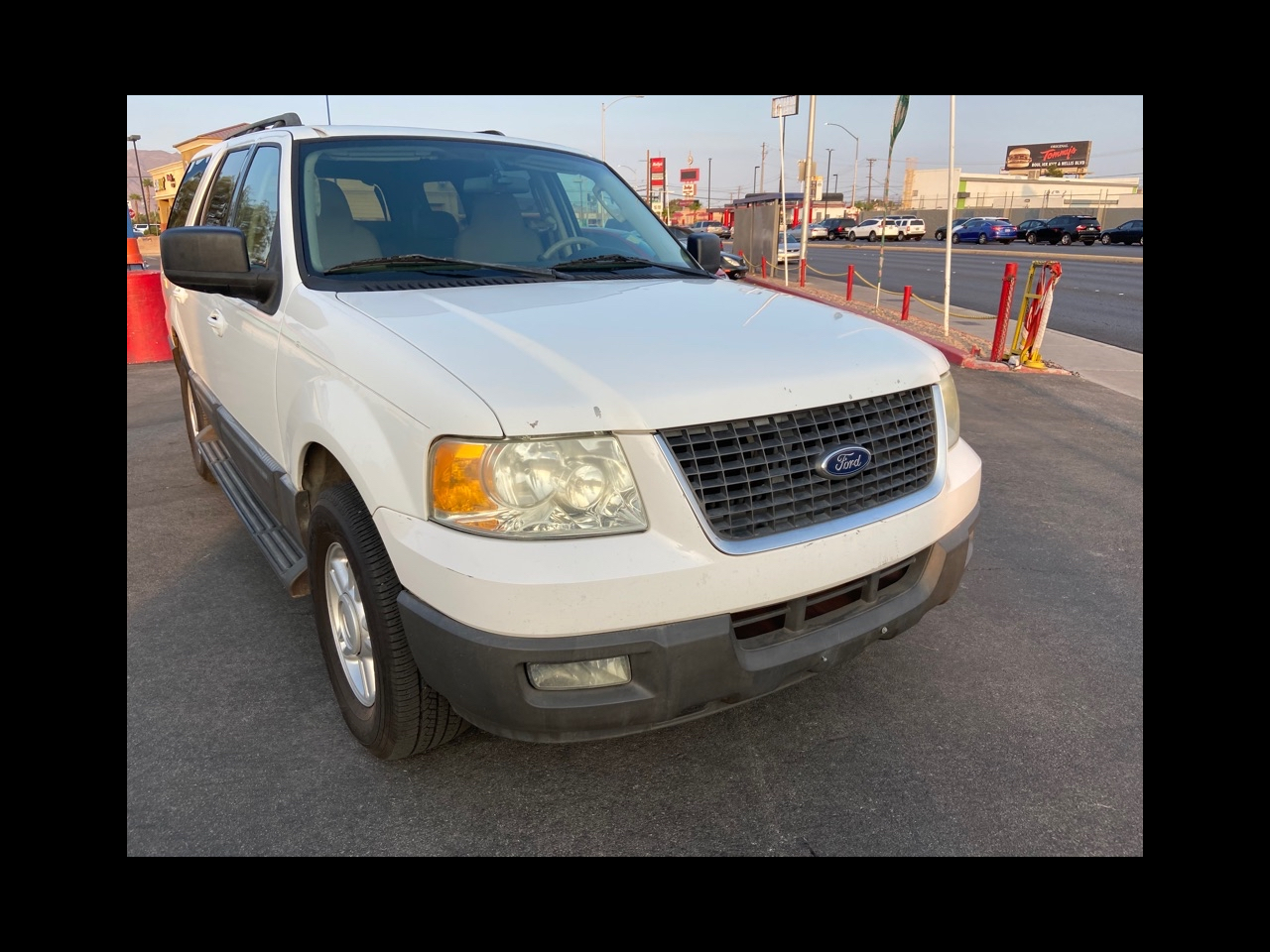 Ford Expedition 5.4L Special Service 2005