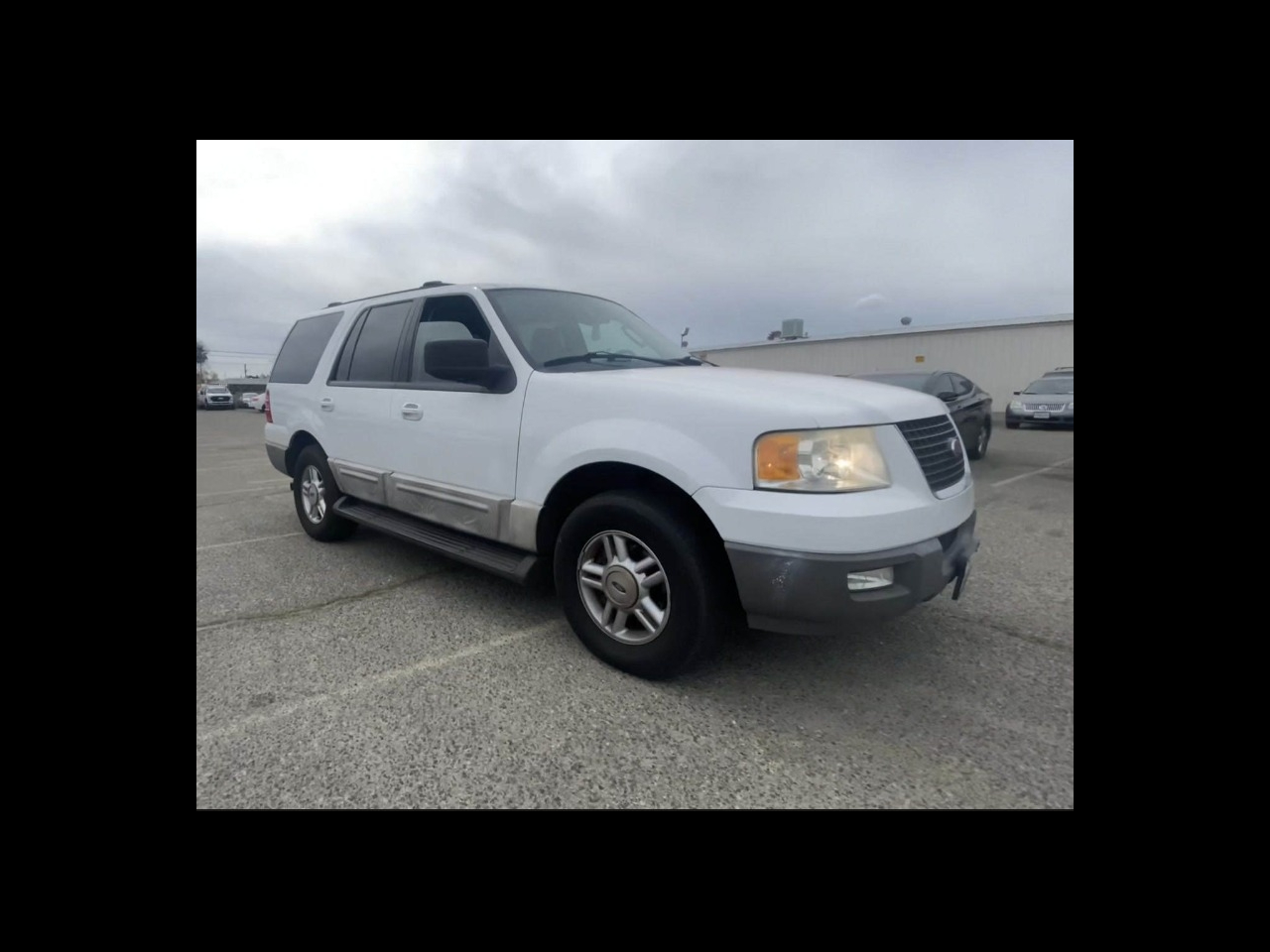 Ford Expedition 4.6L XLT Popular 2003