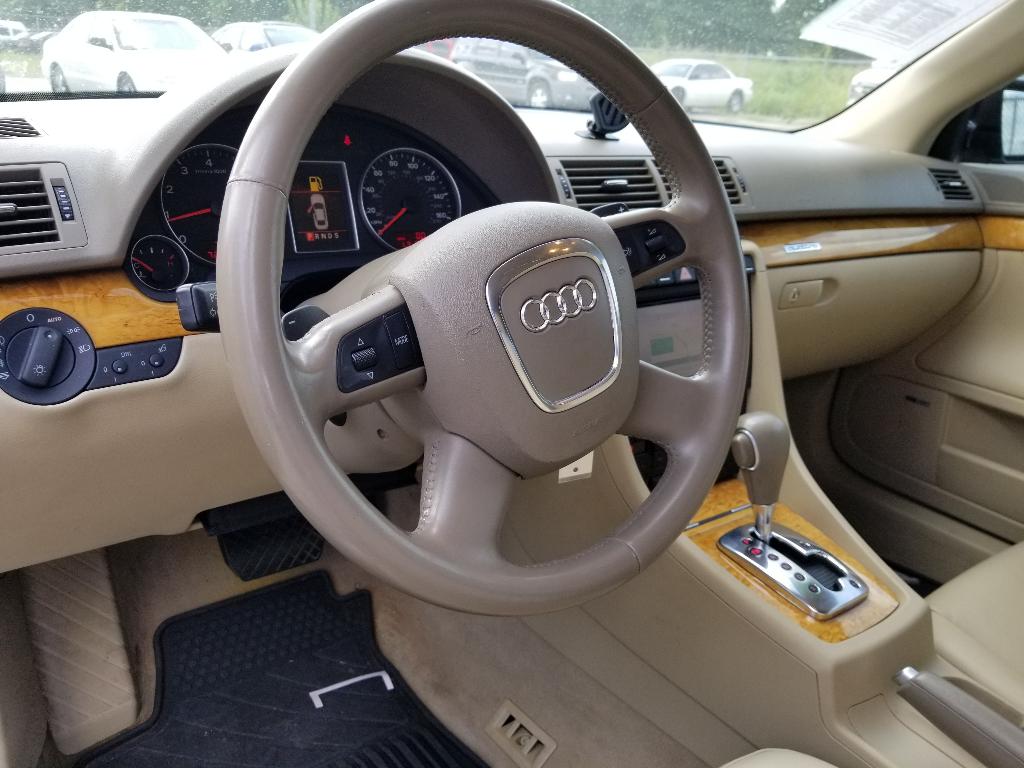 2008 Audi A4 4dr Sdn Man 2.0T quattro