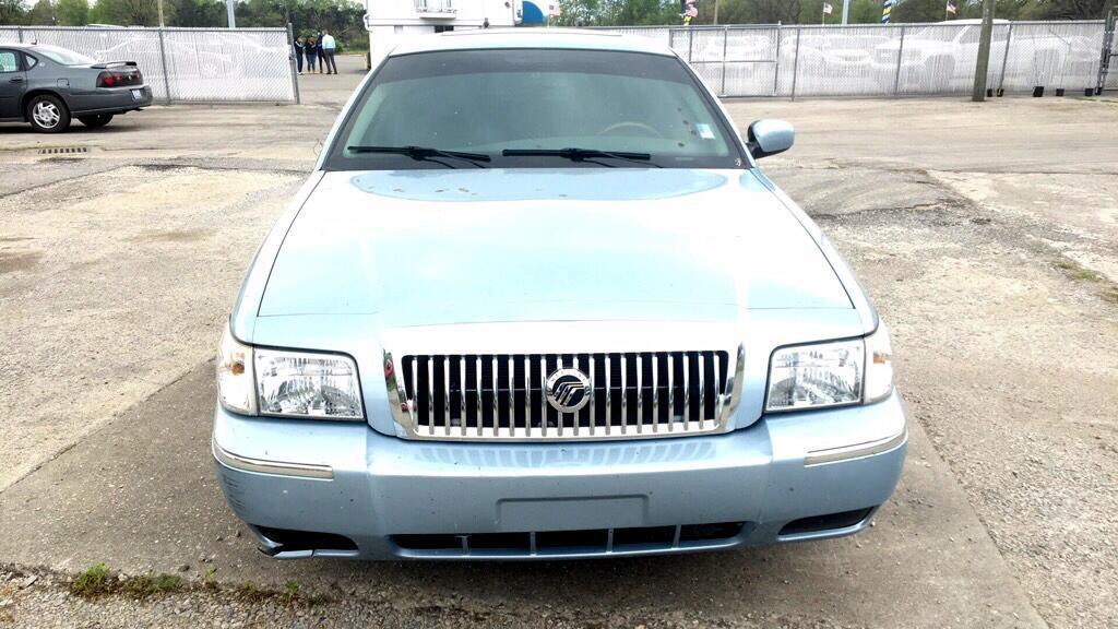 2006 Mercury Grand Marquis 4dr Sdn LS Premium