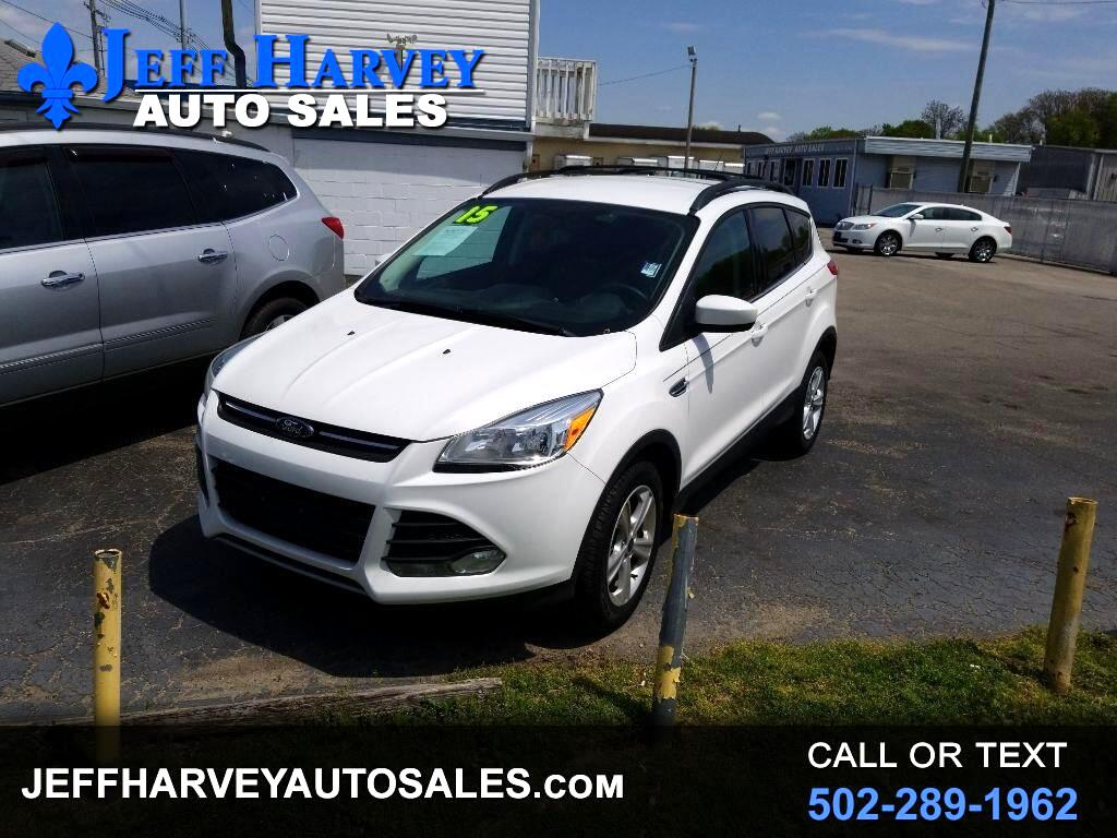 2015 Ford Escape 4WD 4dr SE