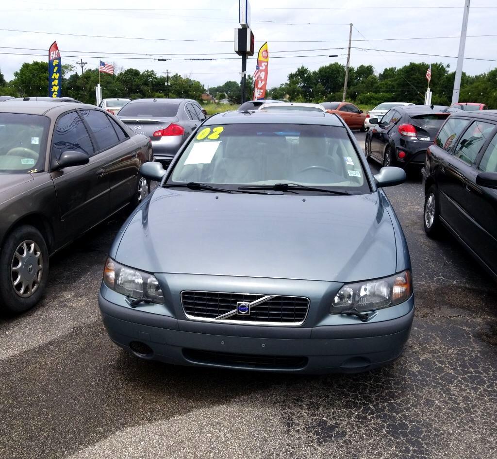 2002 Volvo S60 2.4T AWD A SR 4dr Sdn Auto w/SR