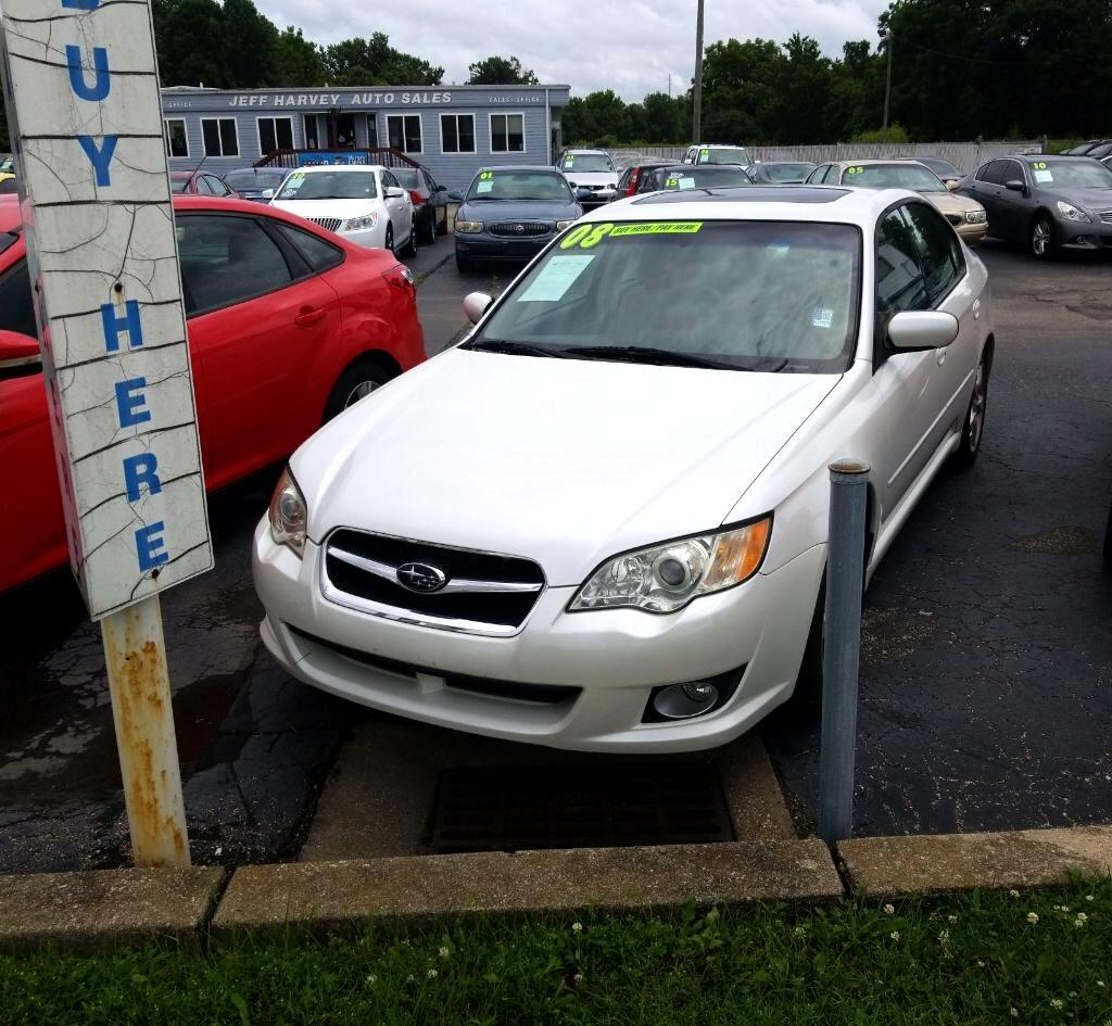 2008 Subaru Legacy (Natl) 4dr H4 Auto Ltd