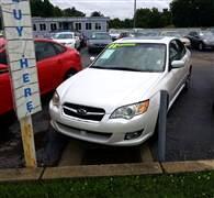 2008 Subaru Legacy (Natl)