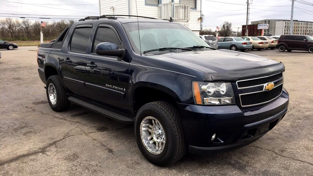 2007 Chevrolet Avalanche 4WD Crew Cab 130