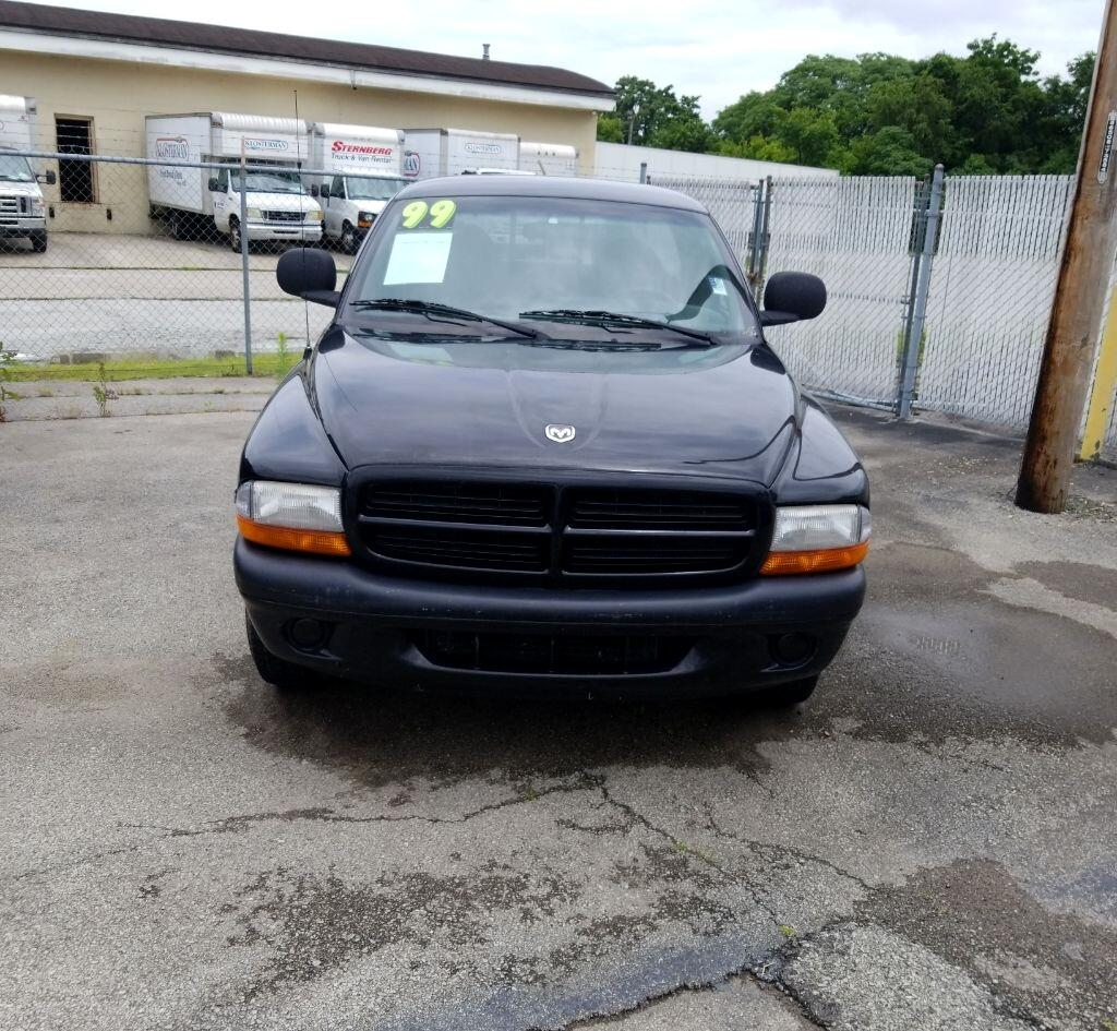 1999 Dodge Dakota Reg Cab 112