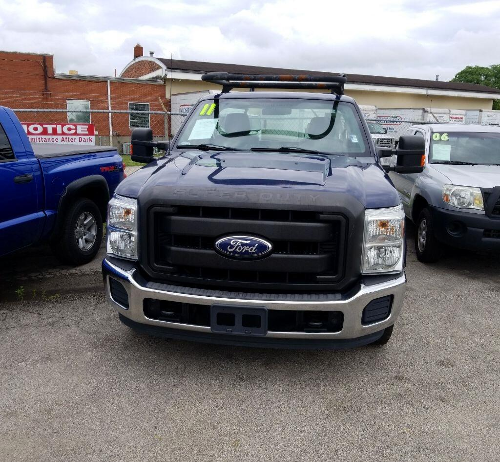"2011 Ford Super Duty F-250 SRW 2WD Reg Cab 137"" XL"