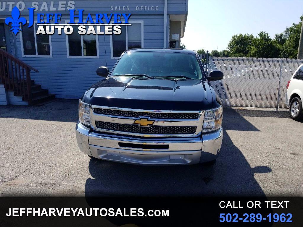 """Chevrolet Silverado 1500 2WD Reg Cab 133.0"""" Work Truck 2012"""