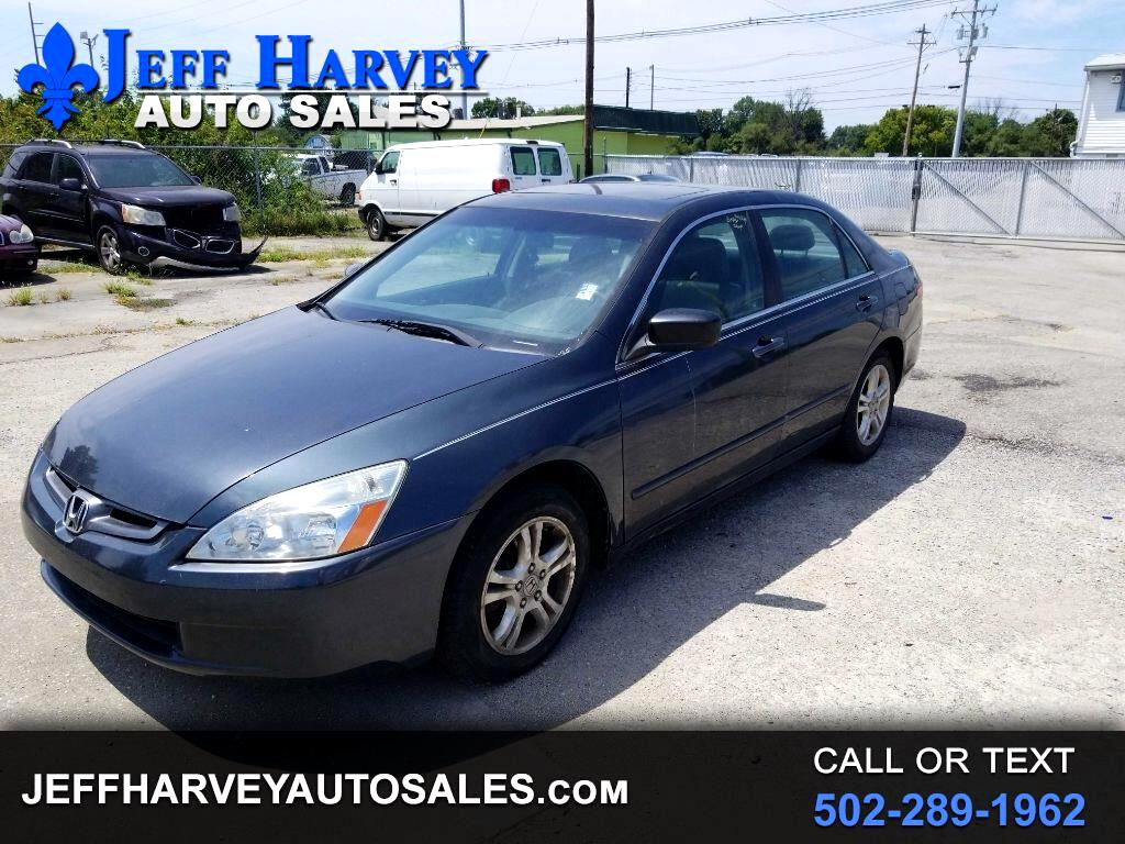 2005 Honda Accord Sdn EX-L V6 AT