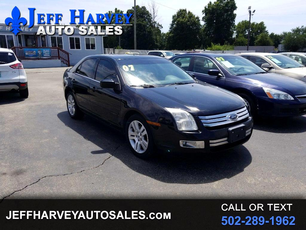 2007 Ford Fusion 4dr Sdn V6 SEL FWD