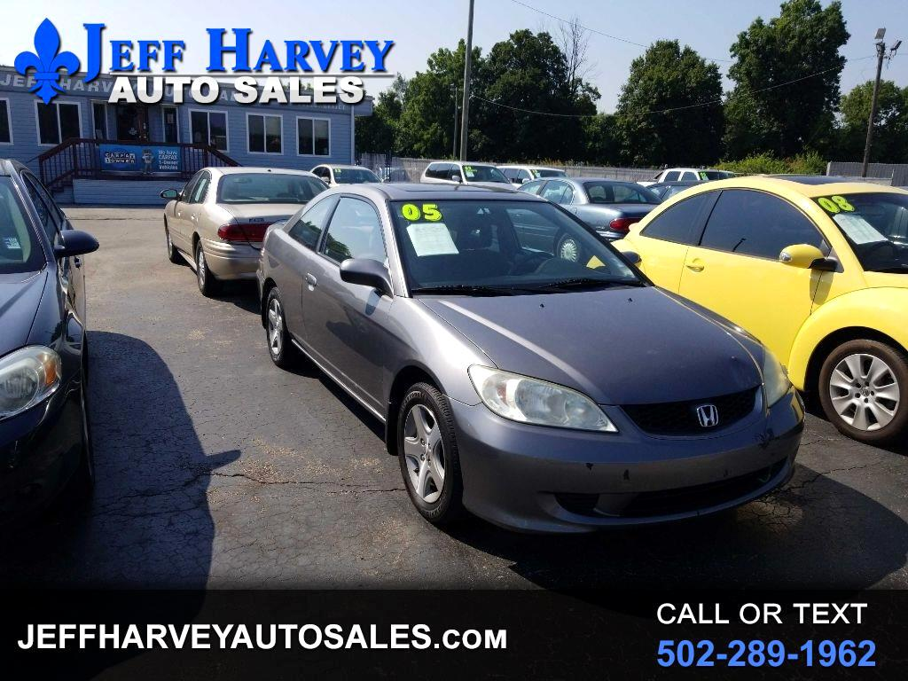 2005 Honda Civic Cpe EX AT