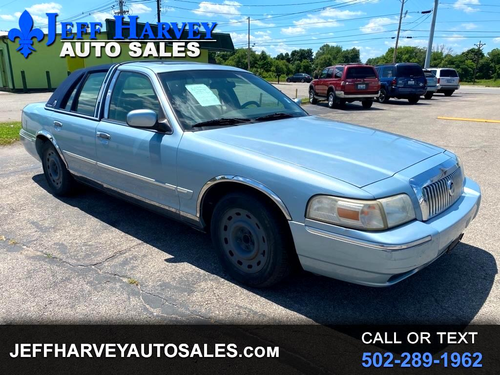 Mercury Grand Marquis 4dr Sdn GS 2007