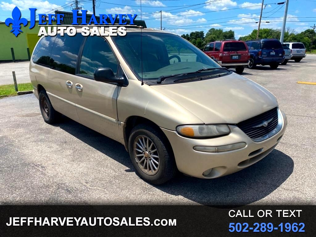 Chrysler Town & Country 4dr Limited FWD 2000