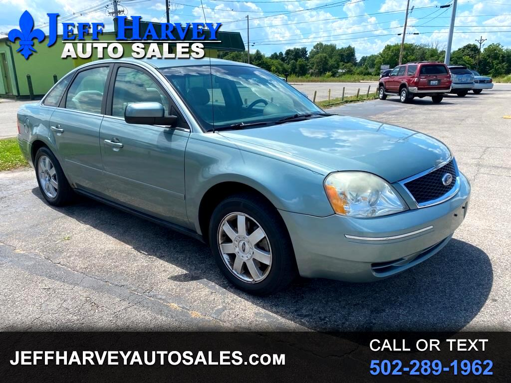 Ford Five Hundred 4dr Sdn SE AWD 2006