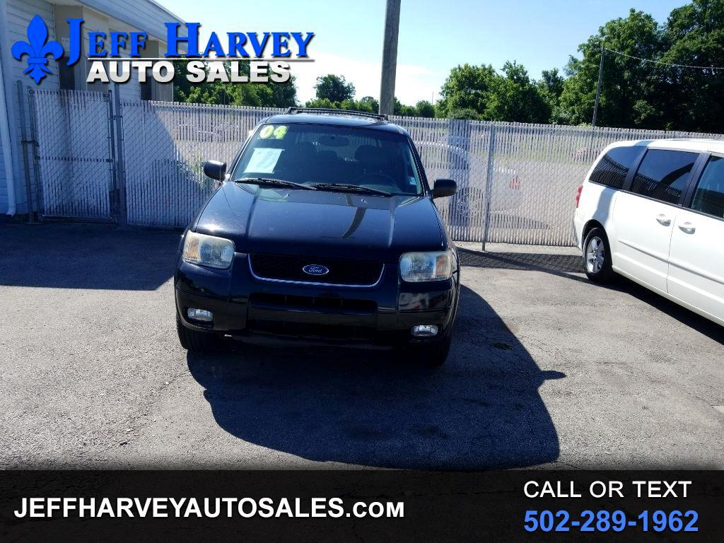 """Ford Escape 4dr 103"""" WB Limited 4WD 2004"""