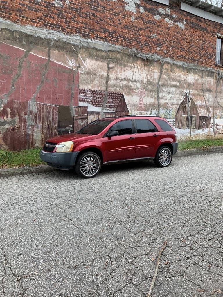 Chevrolet Equinox LS 2WD 2005