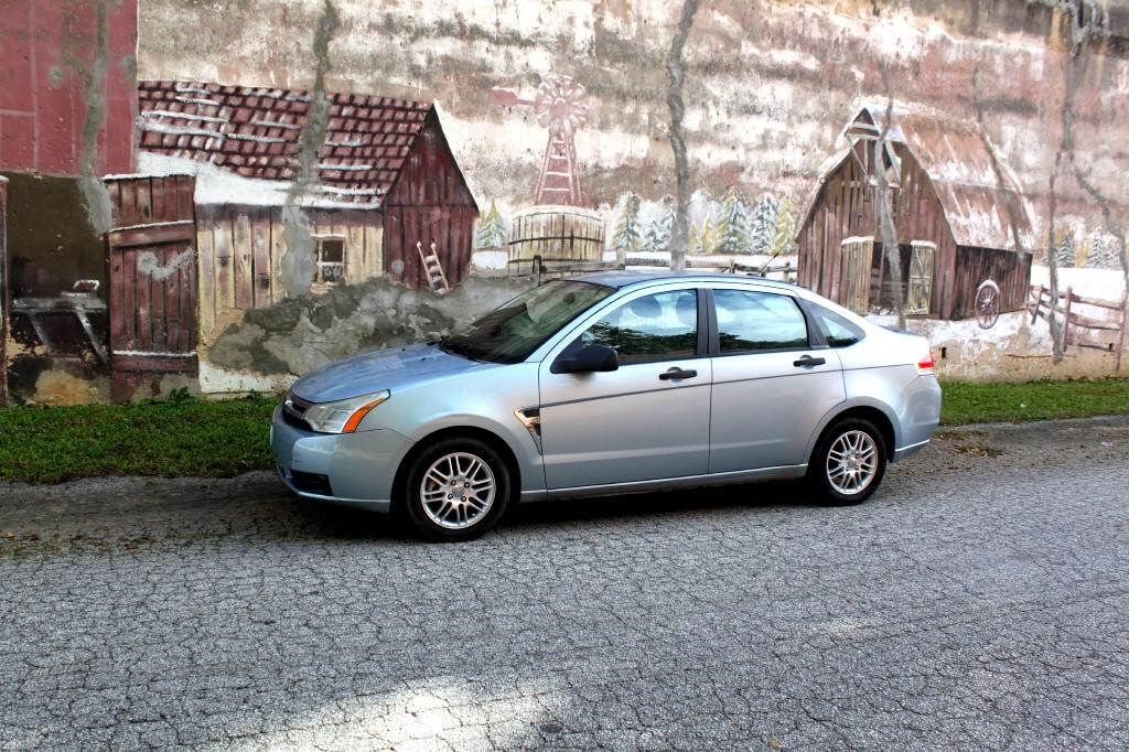 Ford Focus SE Sedan 2008