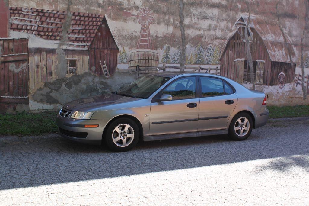 Saab 9-3 Linear Sport Sedan 2004